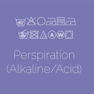 Perspiration (Alkaline/Acid)