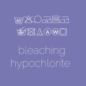 Bleaching – Hypochlorite