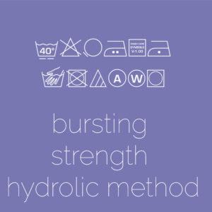 Bursting Strength – Hydraulic Method