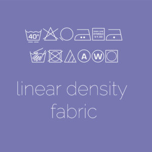 Linear Density (fabric)