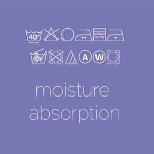Moisture Absorption
