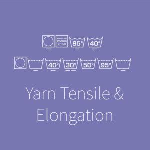 Yarn Tensile & Elongation