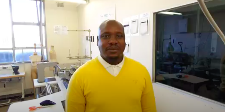 1. Getting to know your industrial plain machine (Xhosa)